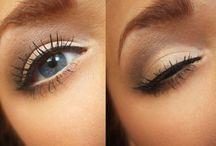 Makeup ideas / by Carrie Yancey