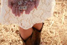 Wedding / My wedding ideas..... It will be simple, no traditional stuff.