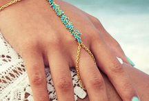 Nails. Summer