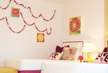 decor- kids room / Lovely kids' bedrooms with nary a tv character in sight