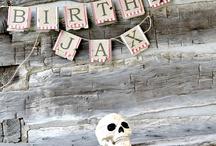 Little Man Birthday Crafts / by Del Ann Haslett