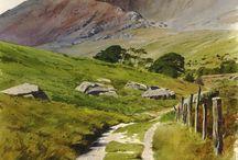 Art Work / Landscape Paintings