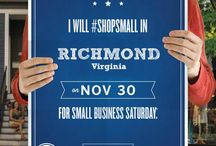 Shop Small RVA / Shop Small in RVA 11/30/2013 and Think Shop Buy Local on 12/14/2013! This is a group board so let us know if you'd like to contribute! Shop small - shop local! #smallsmall #tsbl #smallbizsat #rva