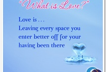 What is Love? / by Nadine Love