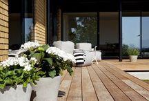 Hage/ terrasse
