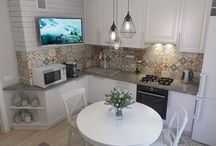 kitchen decor ideas / When we will have our house, I will can made the beautiful kitchen. I will use ideas this board :)