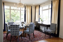 dining room / by Kristen Lunsford