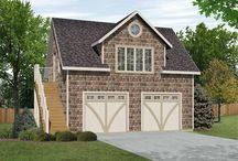 Great Garages / by Cynthia Tanfield Rivenbark