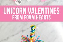 Unicorn crafts - kids