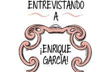 Entrevista a Enrique Garcia