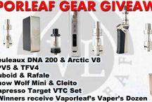 Visit Vapor Leaf