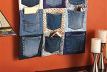Blue Jeans Baby / blue jean creations, denim, upcycle, refashion,  redesign, diy