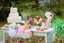 Party Ideas / by Debbie Kincer