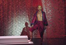 Le Roi et Moi / Tableau autour du spectacle Le Roi et Moi mis en scène par Jean Lacornerie, joué du 16 au 28 Décembre 2014 au Théâtre de la Croix-Rousse.