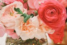 Wedding Flowers & Centerpieces ♥