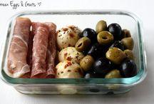 healthy lunch / by Jennifer O'Brien