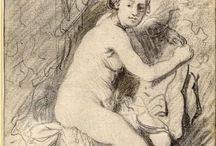 Rembrandt van Rijn / Schilderijen / tekeningen