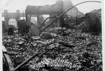 Rotterdam and second world war