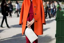 Streetstyle - orange