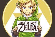 THE LEGEND OF ZELDA *A*