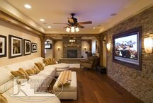 Basement remodel / by Amy Holthouser