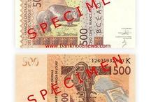Notafília / Výber zaujímavých bankoviek
