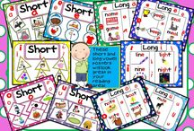 Long/short vowels
