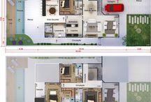 Casa terreno 12x30