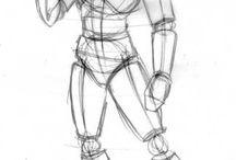 Tegning anatomi