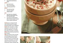 Recipes - Soup