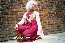 Afreedom Fashion / This is African inspired fashion from Afreedom. For more photo galleries visit www.facebook.com/Afreedommovement #African #Fashion #BlackGirl #Color #Hair