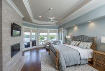 Master Bedroom - Sterling Custom Homes