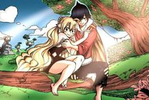 Zeref and Mavis