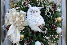 Wreaths / by J.R. Ridgeway Turn The Page