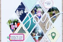 Scrapbook Layouts to Lift