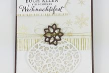 Stampin'up - Delicate Ornaments