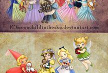 Prinsessor & Palace Pets