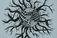 Julie Mariner Art. / My artworks and doodles. / by Julie Mariner