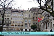 Geneva/Switzerland / Nice, inspiring pictures of Geneva, in the heart of Switzerland.