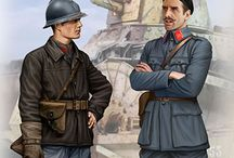 Uniformi francesi ww1