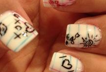 Nails! / by Tiffany Melius