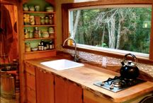Cocinas de casa de veraneo