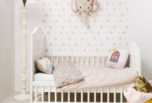 Deco. Nursery for Miracle girl