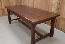 Tables - Antique/Old/Made to Measure