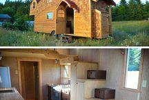 Maličké domky ^^