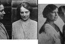 Anna Anderson alias Anastasia Tschaikovsky / Maria Romanov  ? / Anna Anderson byla nejvíce podobná ze sester Romanových Marii Romanov ! .....Anna Anderson was most similar to the Roman's sisters Maria Romanov