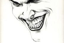 Dessins le joker