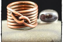 Rings / Handmade Designs~ Creativity for your fingers!
