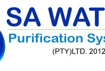 SA Water Purification systems / Water treatment systems for your health and skin care