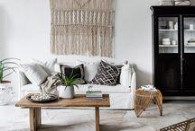 H O M E living room